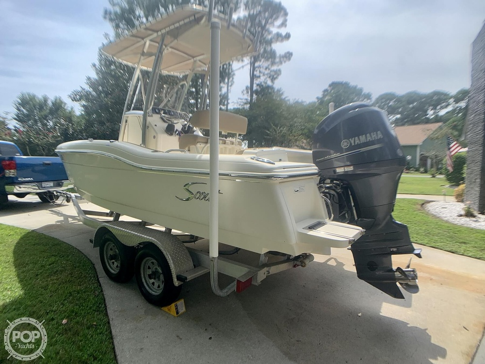 2015 Scout boat for sale, model of the boat is 210XSF & Image # 6 of 40