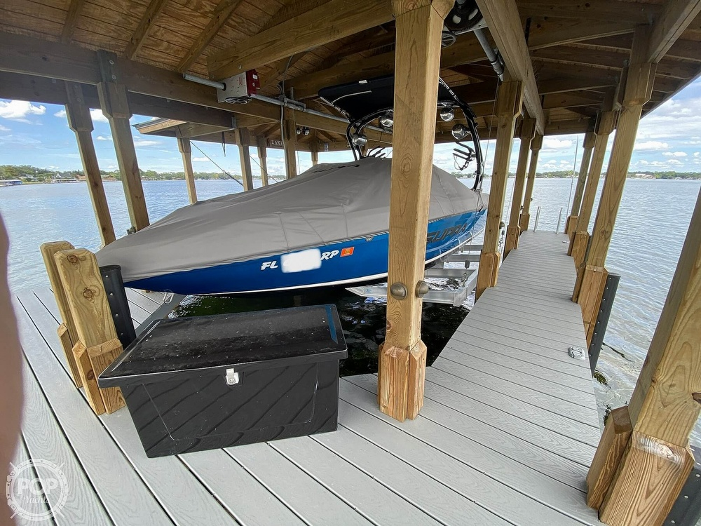 2013 Supra boat for sale, model of the boat is Launch 22V SunSport & Image # 2 of 40