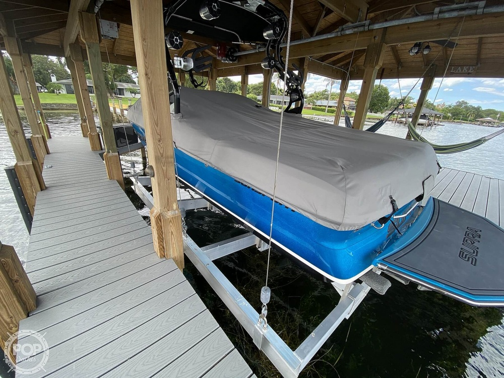 2013 Supra boat for sale, model of the boat is Launch 22V SunSport & Image # 4 of 40
