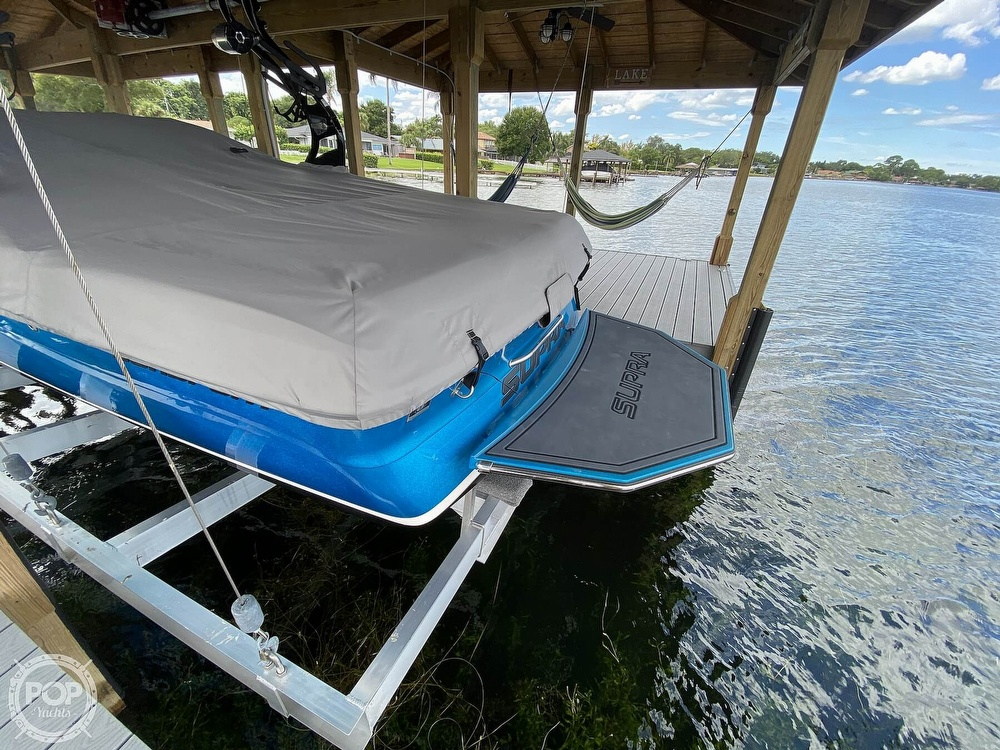 2013 Supra boat for sale, model of the boat is Launch 22V SunSport & Image # 5 of 40
