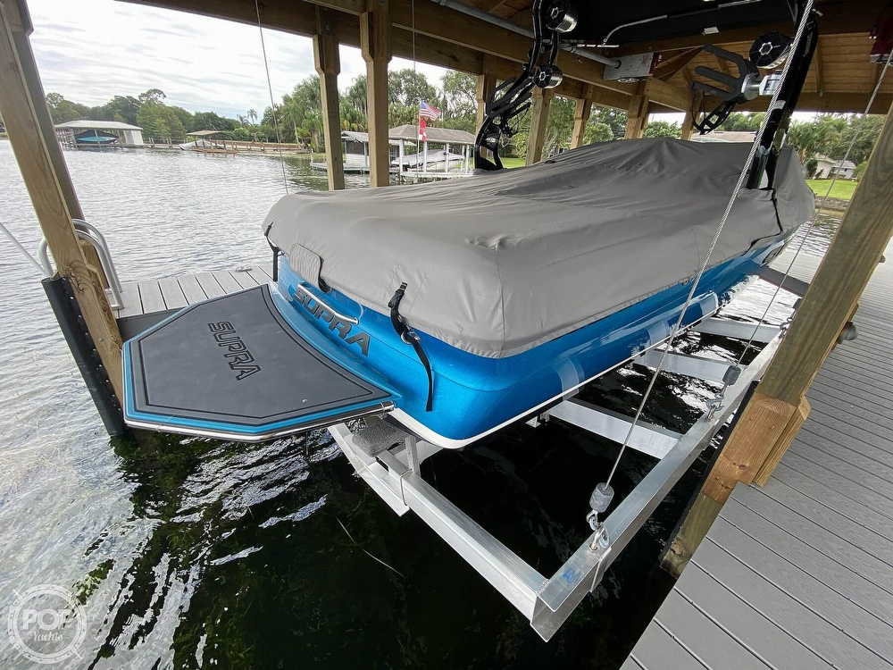 2013 Supra boat for sale, model of the boat is Launch 22V SunSport & Image # 7 of 40