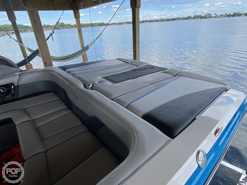 2013 Supra boat for sale, model of the boat is Launch 22V SunSport & Image # 16 of 40