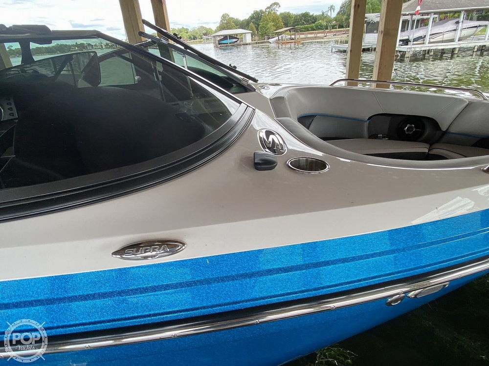 2013 Supra boat for sale, model of the boat is Launch 22V SunSport & Image # 19 of 40