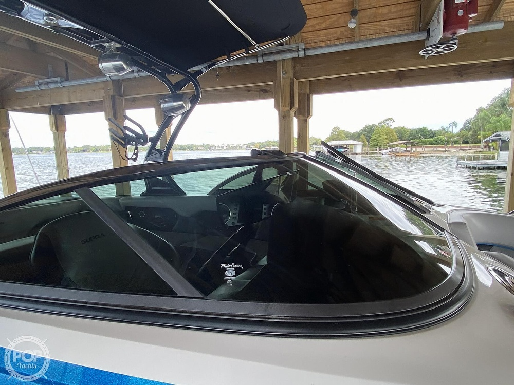 2013 Supra boat for sale, model of the boat is Launch 22V SunSport & Image # 21 of 40