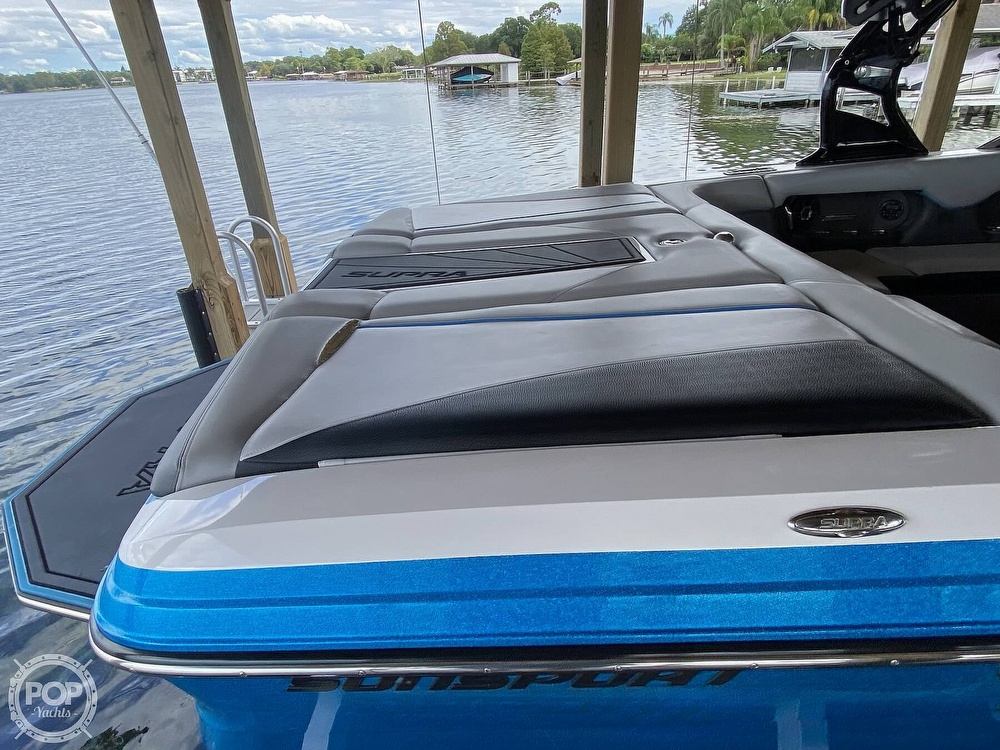 2013 Supra boat for sale, model of the boat is Launch 22V SunSport & Image # 22 of 40