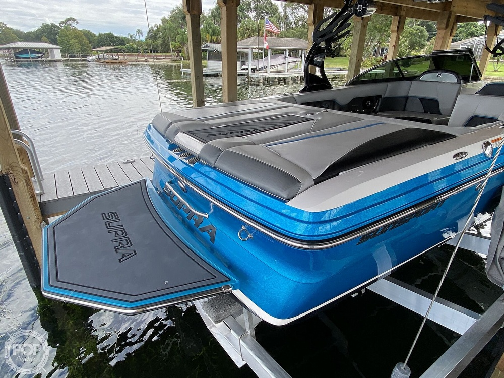 2013 Supra boat for sale, model of the boat is Launch 22V SunSport & Image # 24 of 40