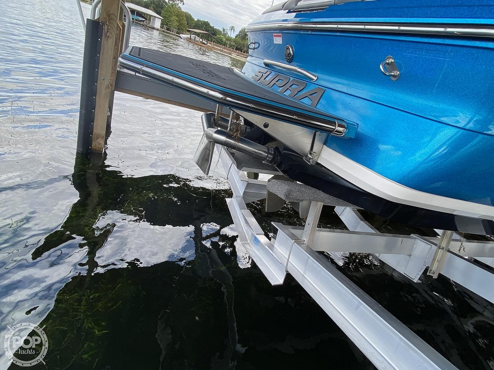 2013 Supra boat for sale, model of the boat is Launch 22V SunSport & Image # 26 of 40