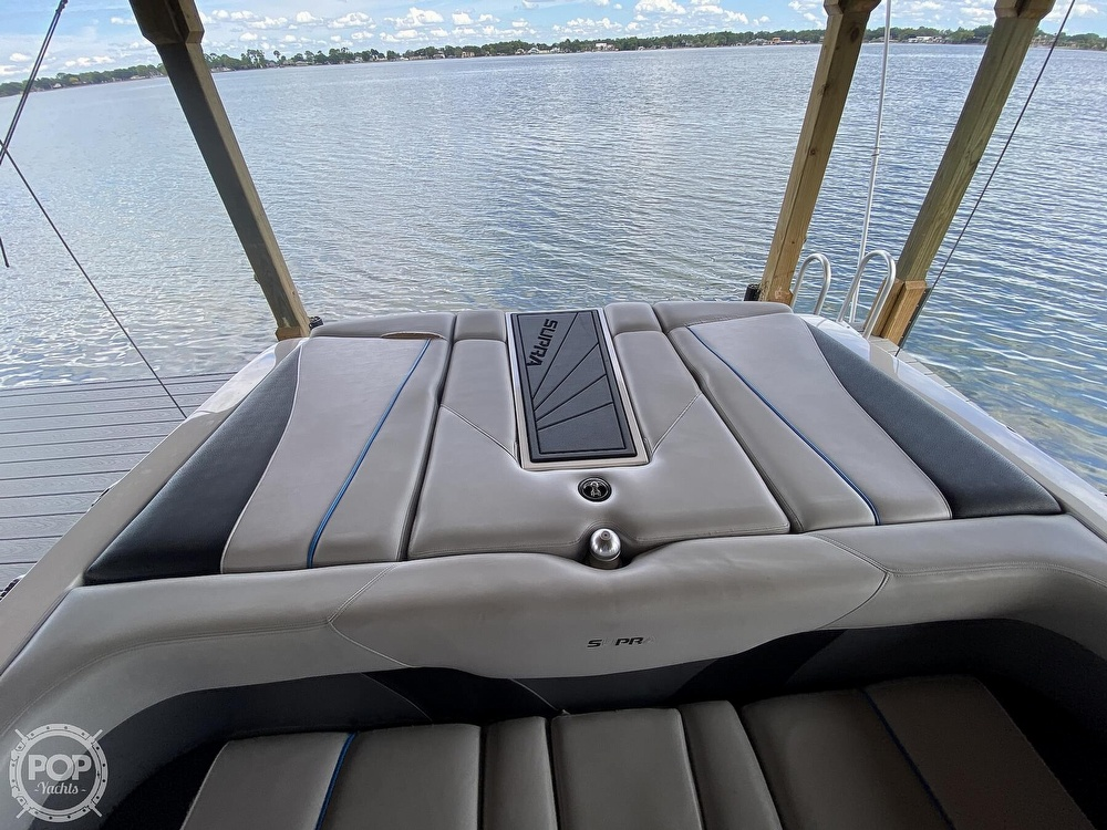 2013 Supra boat for sale, model of the boat is Launch 22V SunSport & Image # 36 of 40