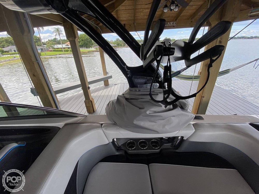 2013 Supra boat for sale, model of the boat is Launch 22V SunSport & Image # 39 of 40