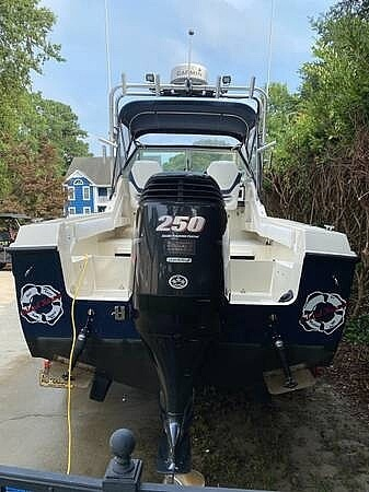 1984 Wellcraft boat for sale, model of the boat is 248 & Image # 4 of 25