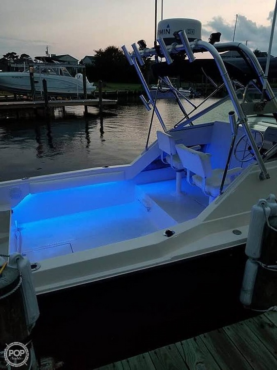 1984 Wellcraft boat for sale, model of the boat is 248 & Image # 8 of 25