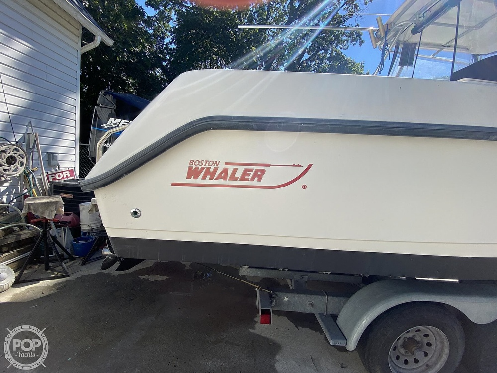2001 Boston Whaler boat for sale, model of the boat is 260 Conquest & Image # 2 of 40