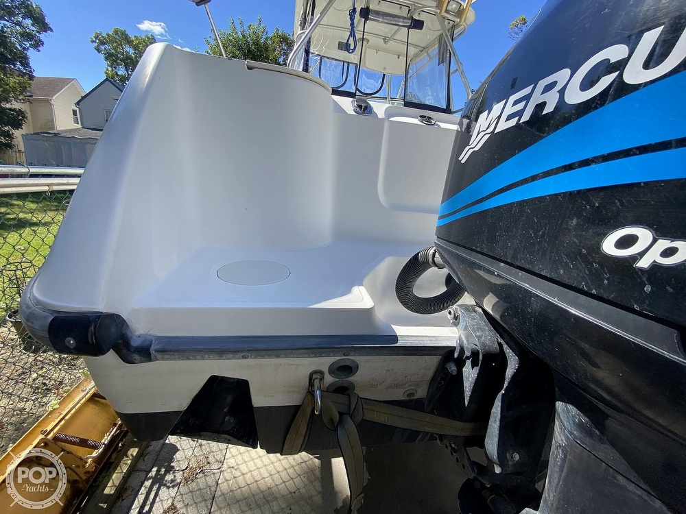 2001 Boston Whaler boat for sale, model of the boat is 260 Conquest & Image # 13 of 40