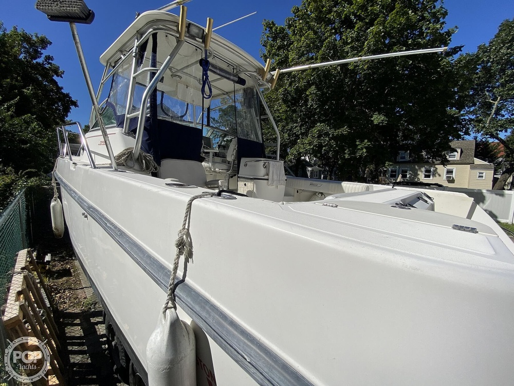 2001 Boston Whaler boat for sale, model of the boat is 260 Conquest & Image # 15 of 40