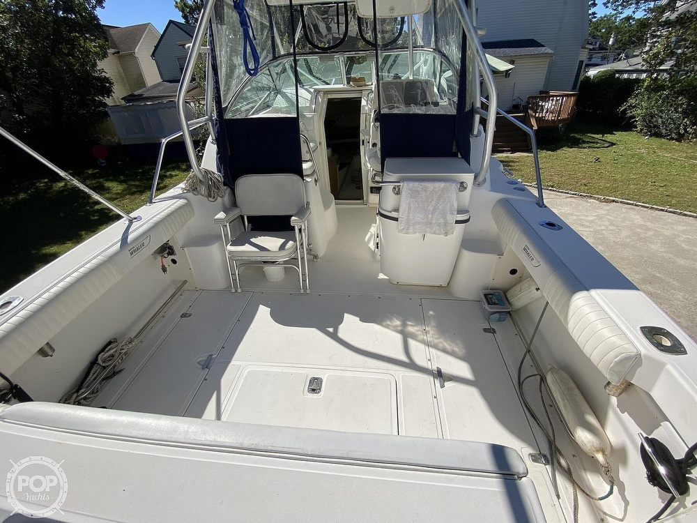 2001 Boston Whaler boat for sale, model of the boat is 260 Conquest & Image # 18 of 40