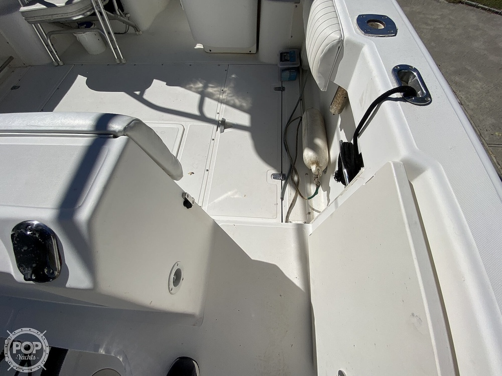 2001 Boston Whaler boat for sale, model of the boat is 260 Conquest & Image # 19 of 40