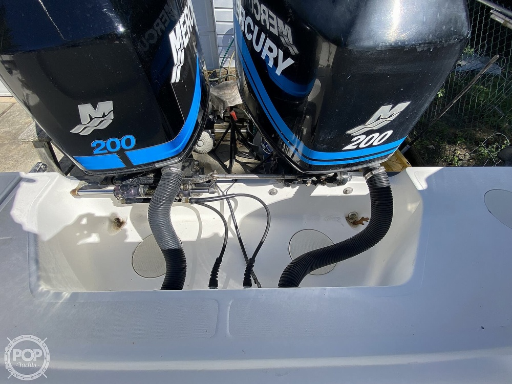 2001 Boston Whaler boat for sale, model of the boat is 260 Conquest & Image # 20 of 40