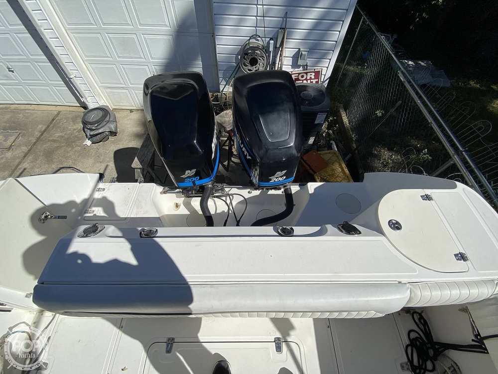 2001 Boston Whaler boat for sale, model of the boat is 260 Conquest & Image # 21 of 40