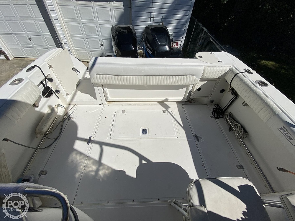 2001 Boston Whaler boat for sale, model of the boat is 260 Conquest & Image # 26 of 40