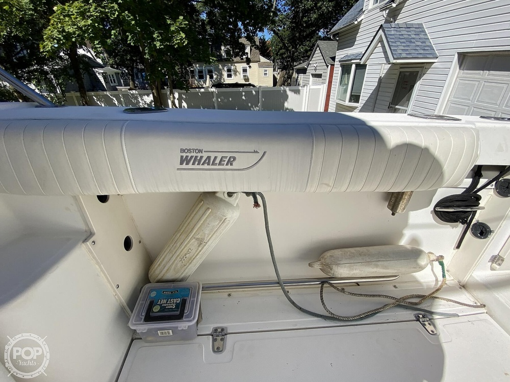 2001 Boston Whaler boat for sale, model of the boat is 260 Conquest & Image # 27 of 40