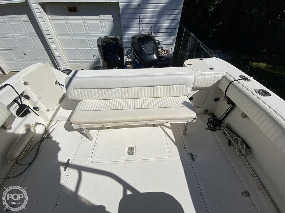 2001 Boston Whaler boat for sale, model of the boat is 260 Conquest & Image # 29 of 40