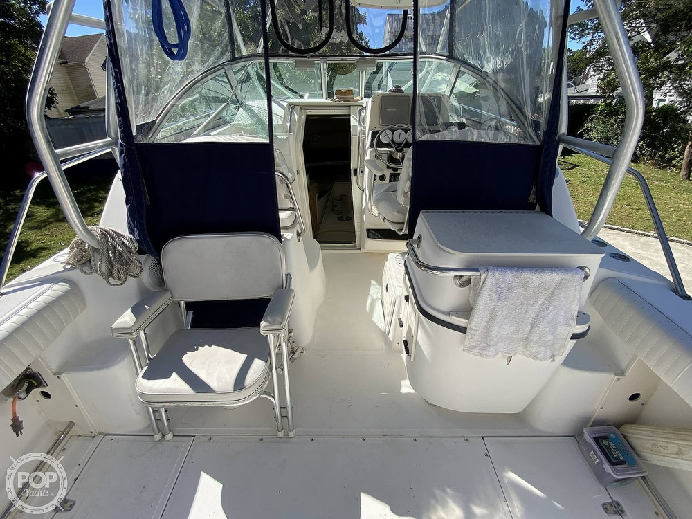 2001 Boston Whaler boat for sale, model of the boat is 260 Conquest & Image # 4 of 40