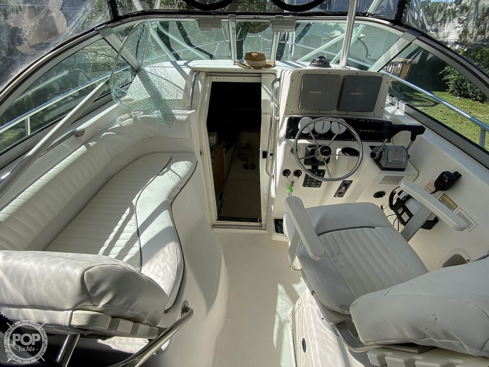 2001 Boston Whaler boat for sale, model of the boat is 260 Conquest & Image # 35 of 40