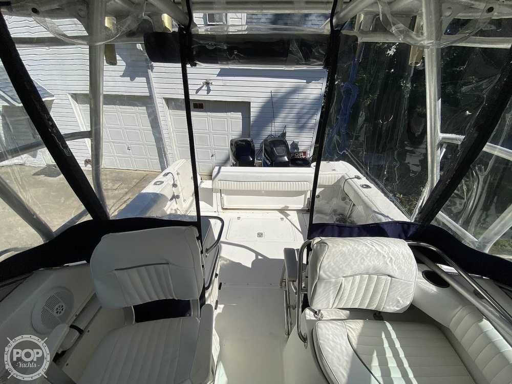 2001 Boston Whaler boat for sale, model of the boat is 260 Conquest & Image # 38 of 40