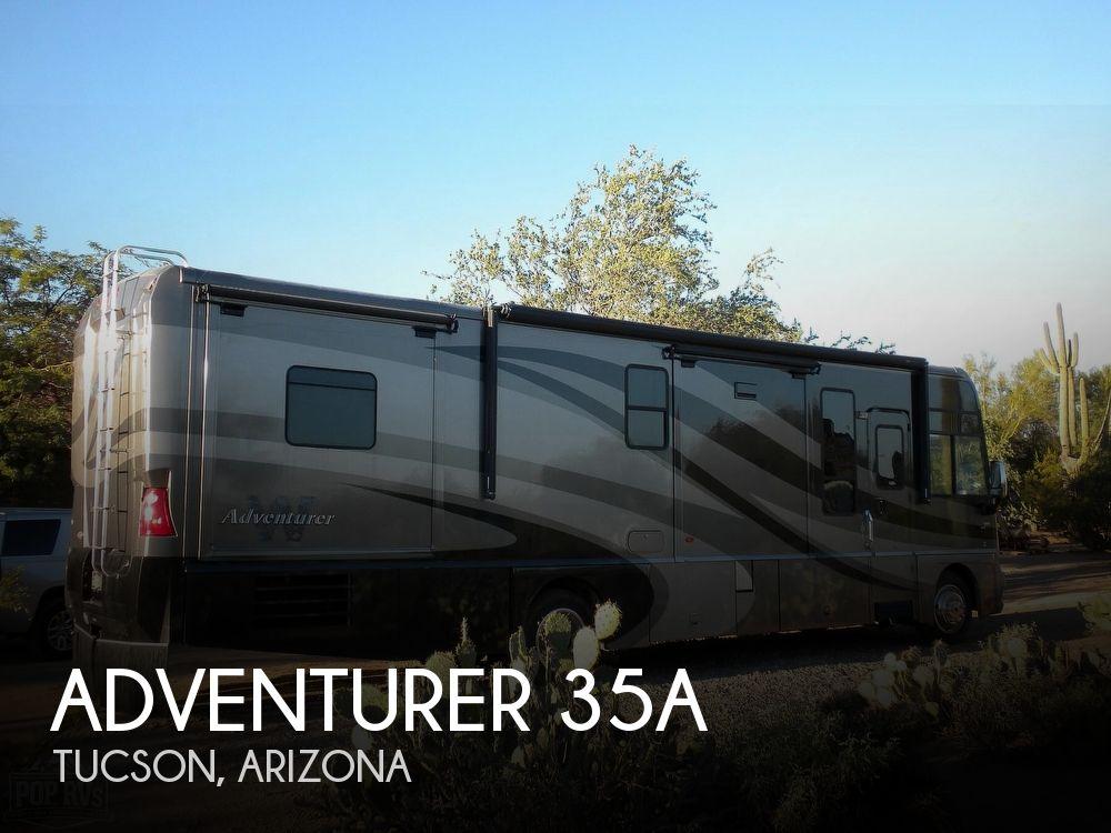 2007 Winnebago Adventurer 35A