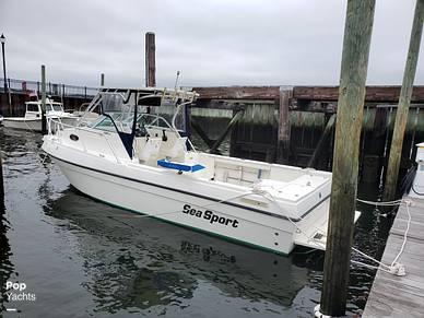 2003 Sea Sport 2600 WA