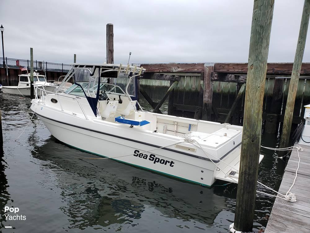2003 Sea Sport 2600 WA - #$LI_INDEX