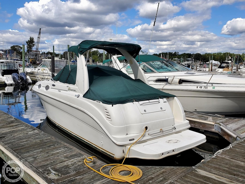2003 Sea Ray boat for sale, model of the boat is 260 Sundancer & Image # 5 of 40