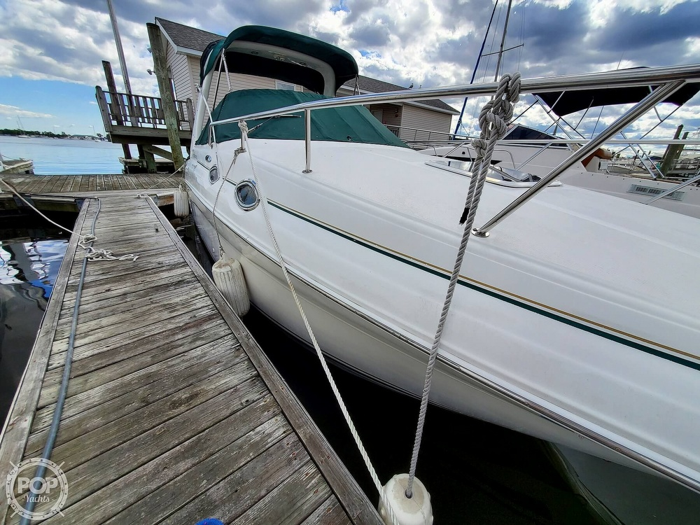 2003 Sea Ray boat for sale, model of the boat is 260 Sundancer & Image # 9 of 40