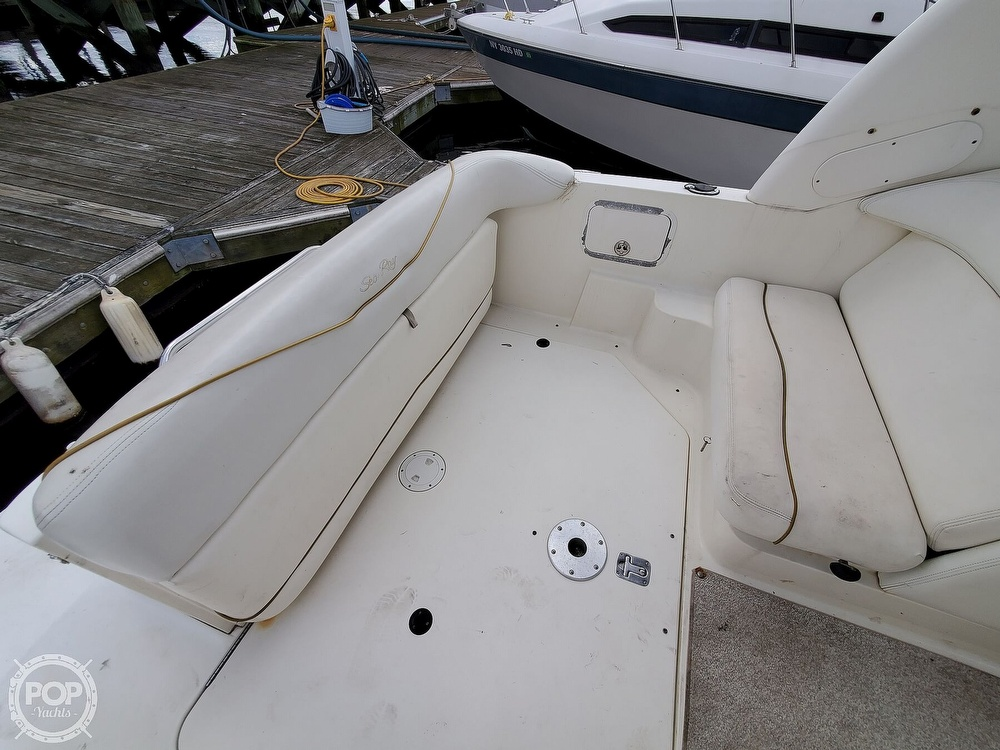 2003 Sea Ray boat for sale, model of the boat is 260 Sundancer & Image # 34 of 40