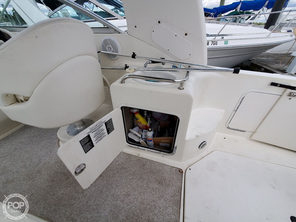 2003 Sea Ray boat for sale, model of the boat is 260 Sundancer & Image # 39 of 40