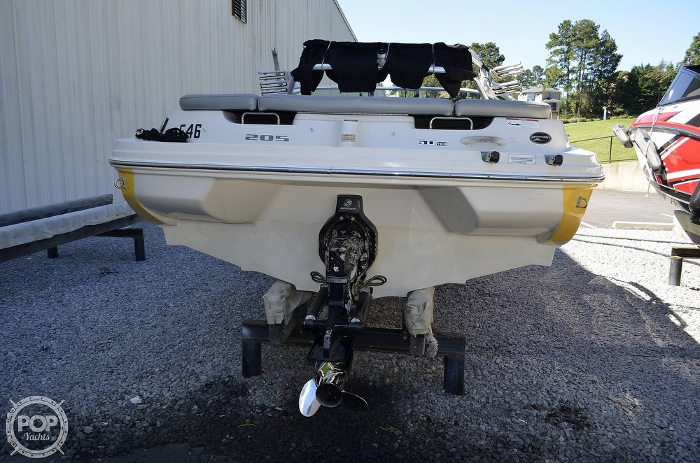 2008 Sea Ray boat for sale, model of the boat is 205 Sport & Image # 28 of 40