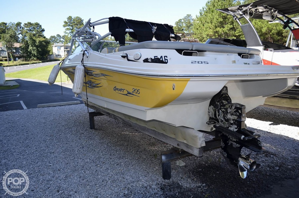 2008 Sea Ray boat for sale, model of the boat is 205 Sport & Image # 26 of 40