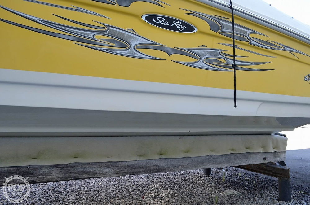 2008 Sea Ray boat for sale, model of the boat is 205 Sport & Image # 19 of 40
