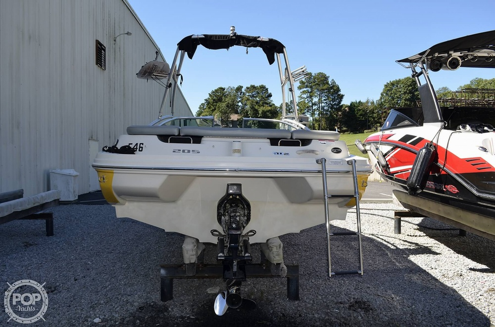 2008 Sea Ray boat for sale, model of the boat is 205 Sport & Image # 34 of 40