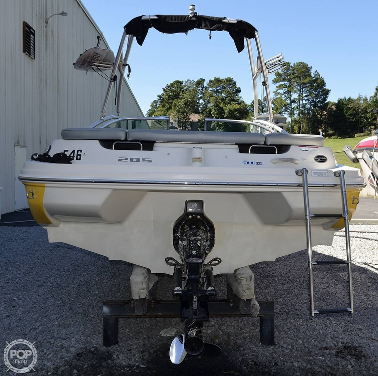 2008 Sea Ray boat for sale, model of the boat is 205 Sport & Image # 35 of 40