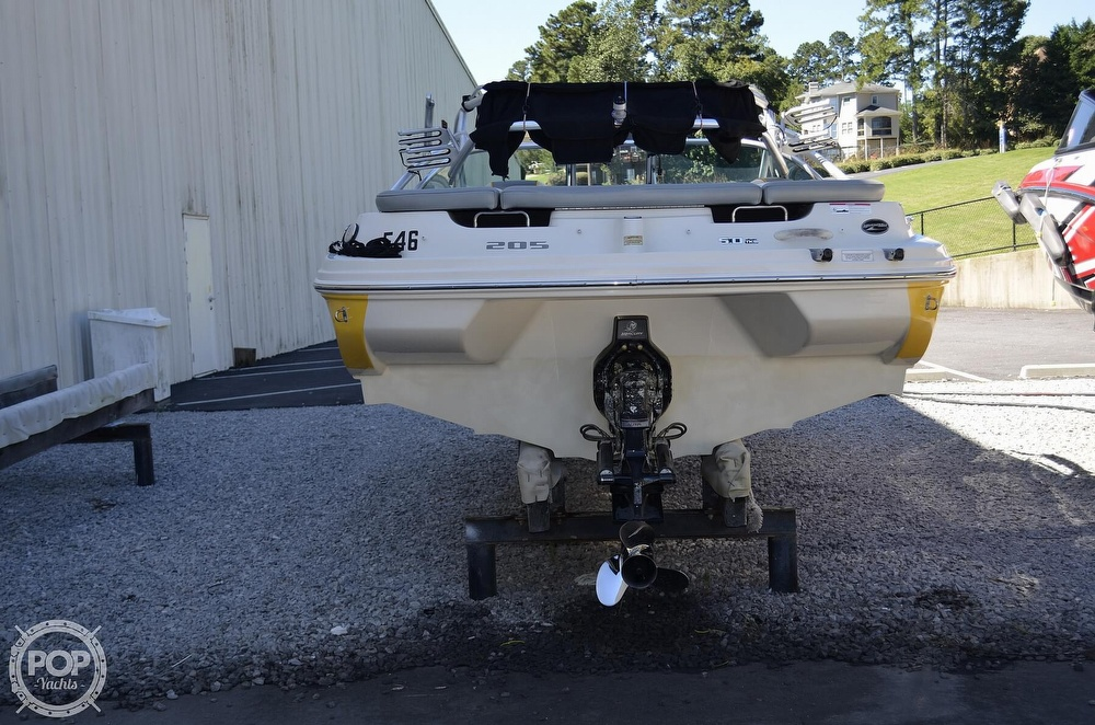 2008 Sea Ray boat for sale, model of the boat is 205 Sport & Image # 32 of 40
