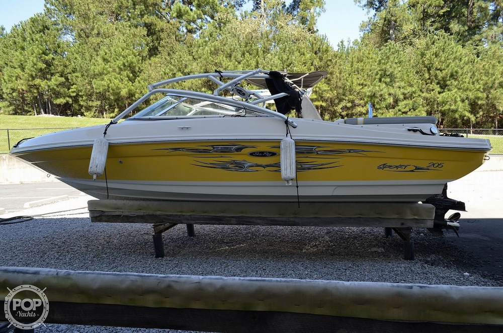 2008 Sea Ray boat for sale, model of the boat is 205 Sport & Image # 5 of 40