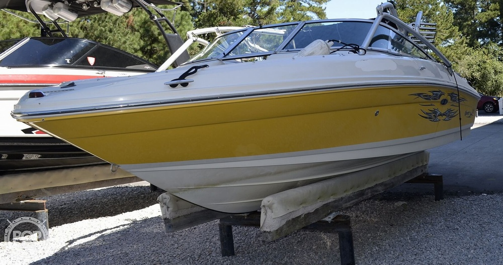 2008 Sea Ray boat for sale, model of the boat is 205 Sport & Image # 4 of 40