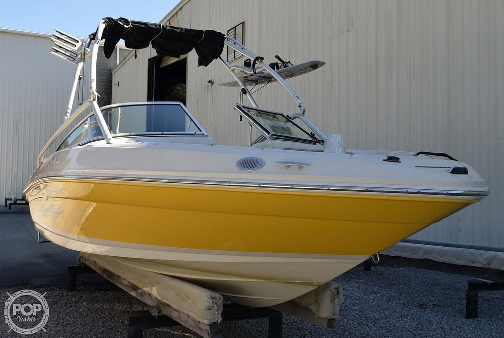 2008 Sea Ray boat for sale, model of the boat is 205 Sport & Image # 7 of 40