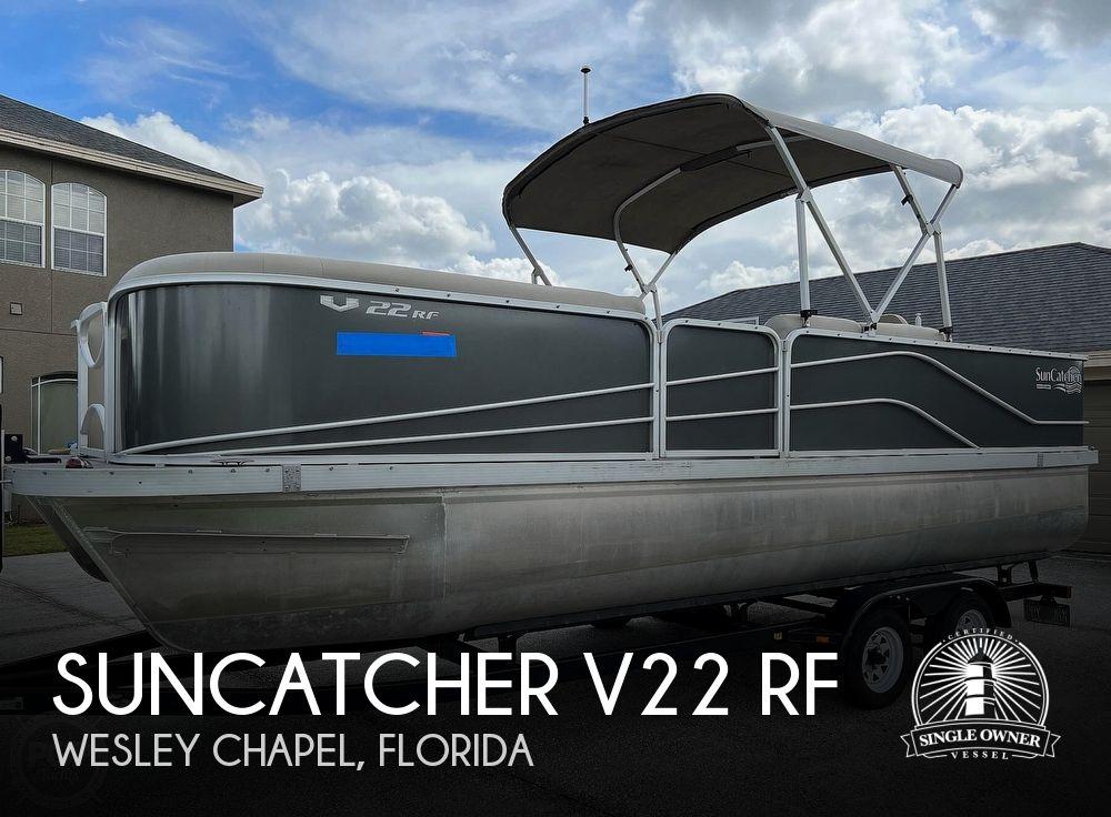 2017 SunCatcher boat for sale, model of the boat is V22 RF & Image # 1 of 40