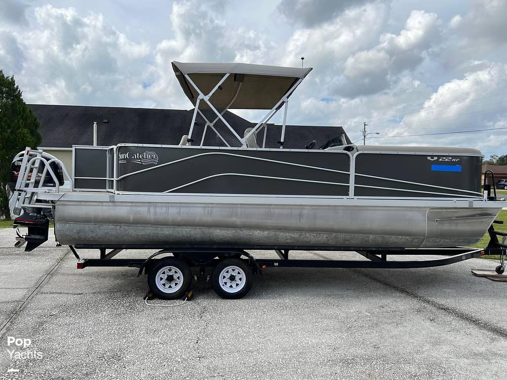 2017 SunCatcher boat for sale, model of the boat is V22 RF & Image # 9 of 40