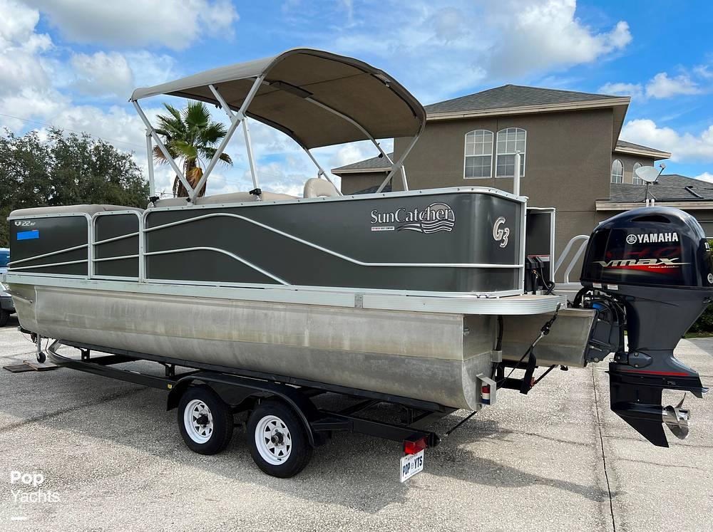 2017 SunCatcher boat for sale, model of the boat is V22 RF & Image # 17 of 40