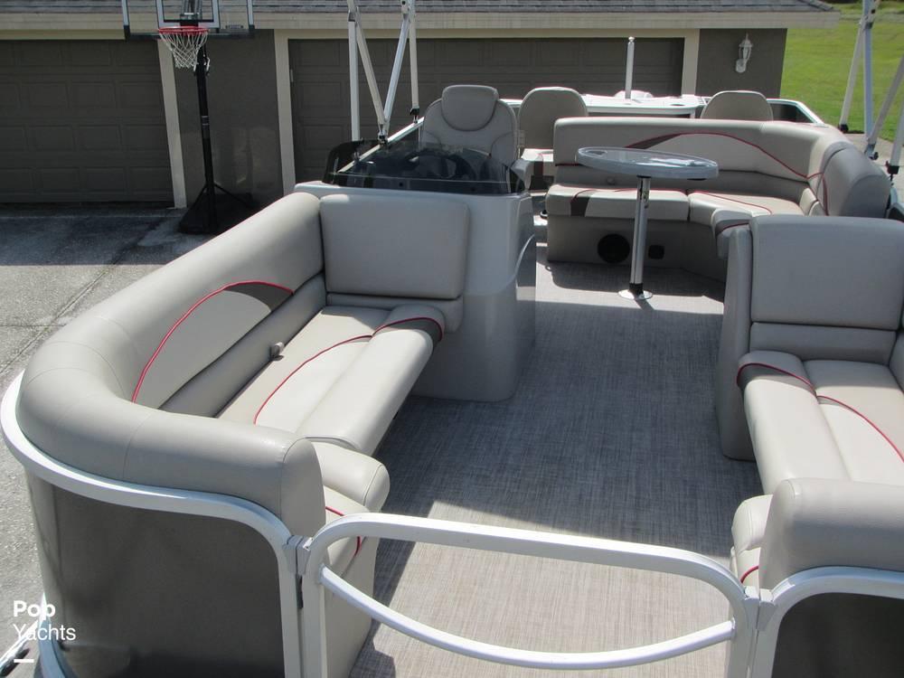 2017 SunCatcher boat for sale, model of the boat is V22 RF & Image # 25 of 40