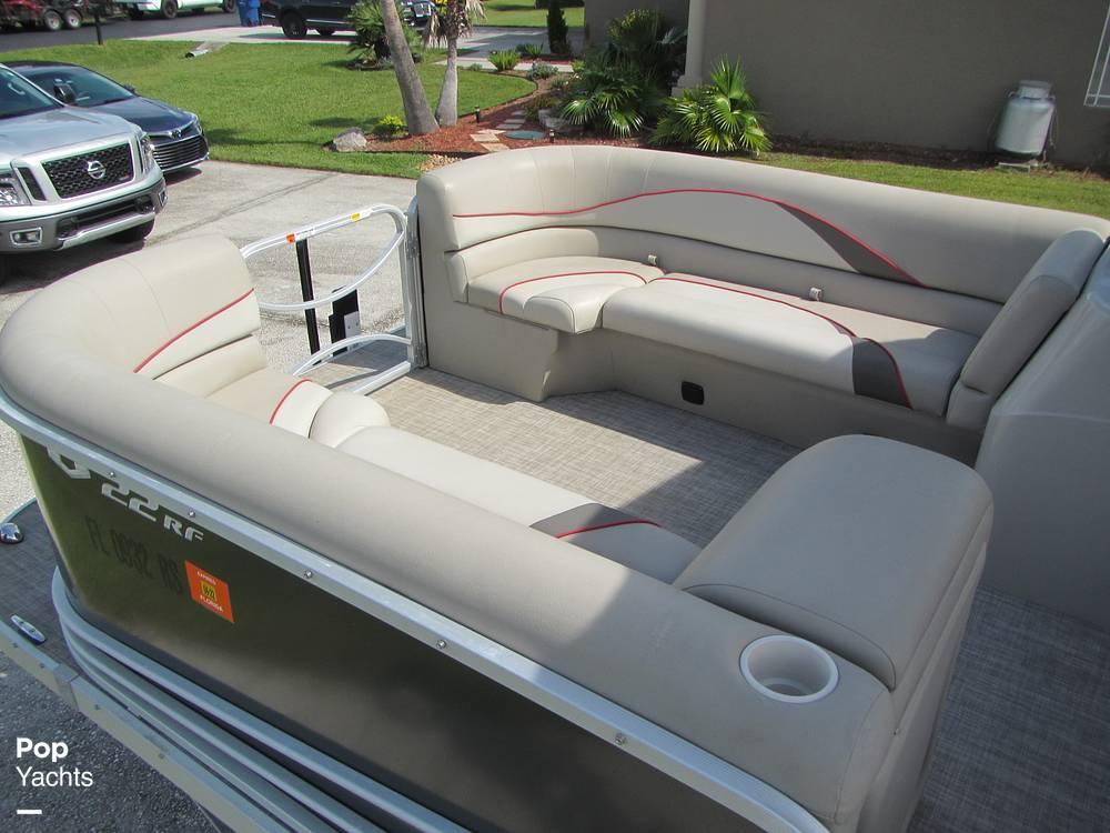 2017 SunCatcher boat for sale, model of the boat is V22 RF & Image # 26 of 40
