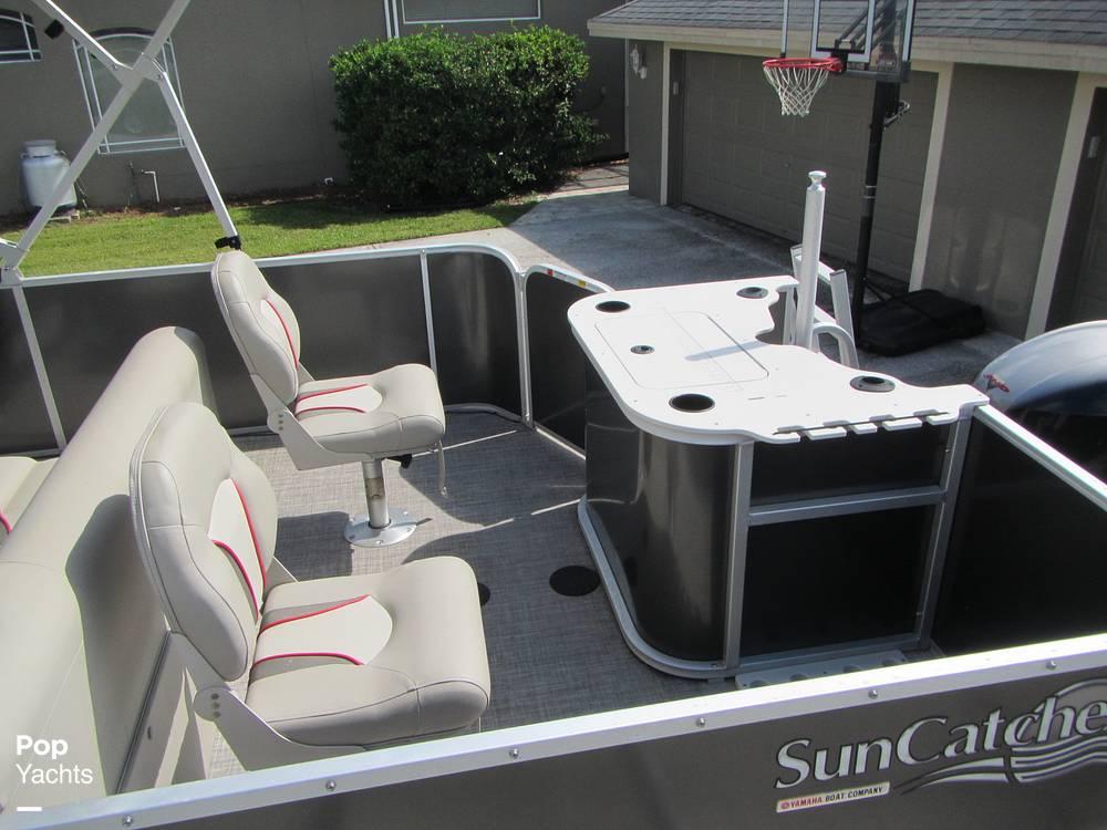 2017 SunCatcher boat for sale, model of the boat is V22 RF & Image # 29 of 40